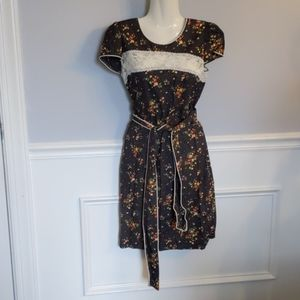 Trollied Dolly mid length dress
